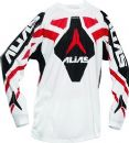 Alias A1 Jersey Black/Red/White